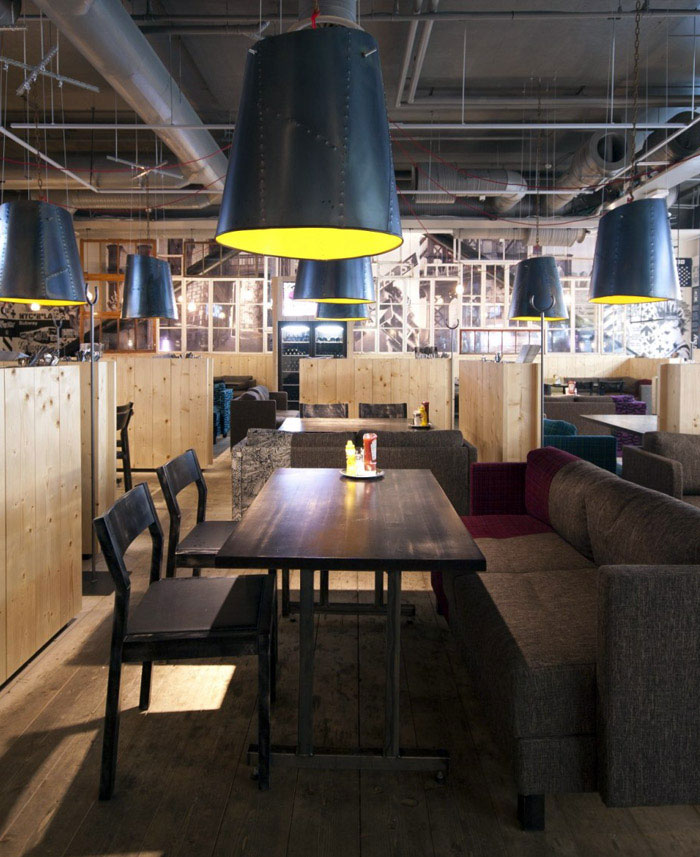 lighting decor concept restaurant