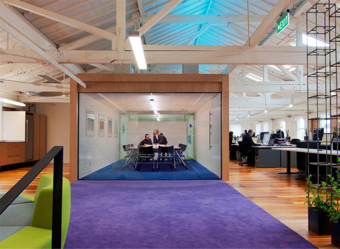 office sustainable architecture