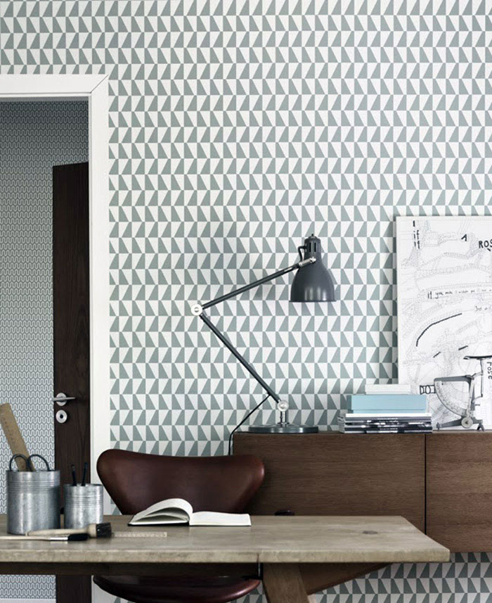 scandinavian design wallpaper