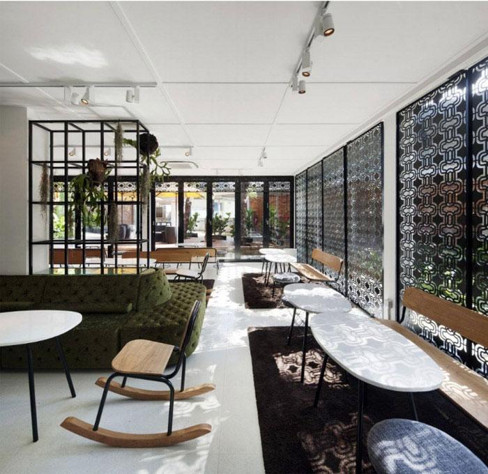 dining area interior decor