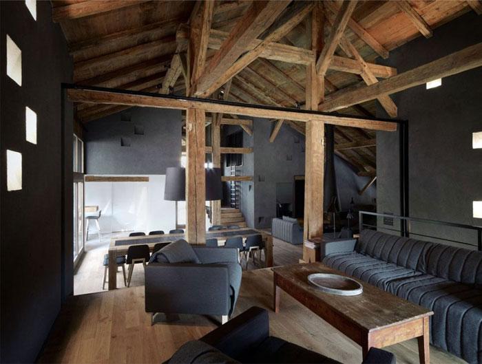elegant rental villa