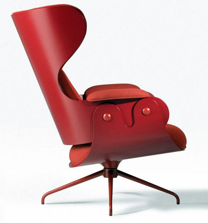 lounger modern armchair