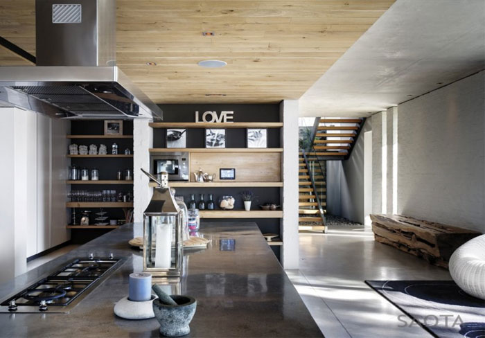 glen house saota kitchen decor