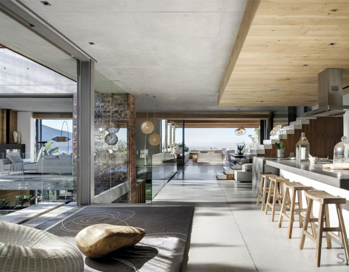glen house saota kitchen interior