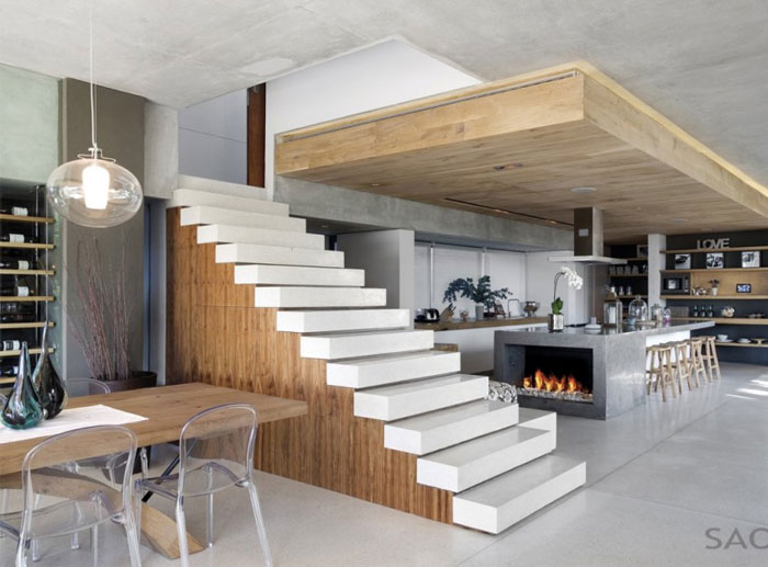 glen house saota kitchen