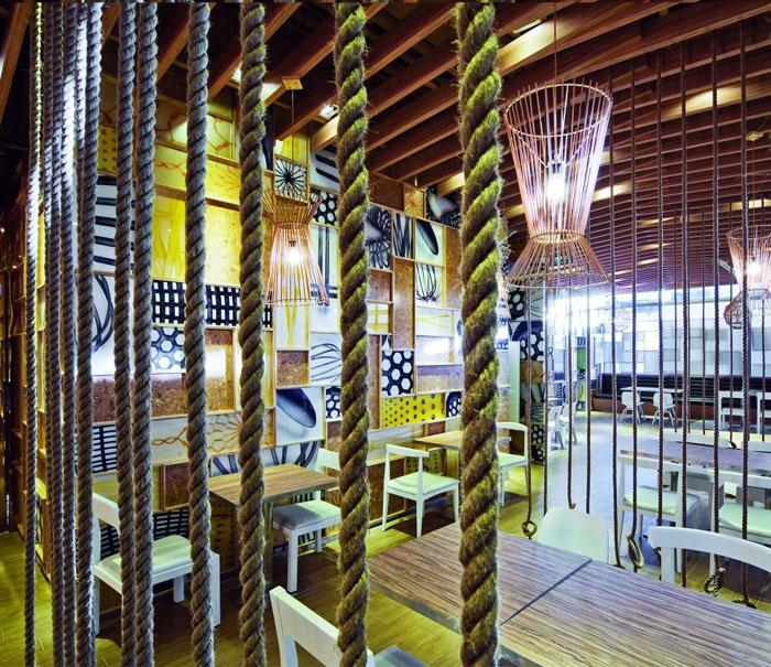 japanese restaurant interior decor