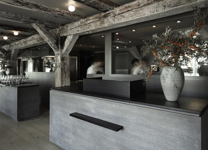 restaurant noma decor