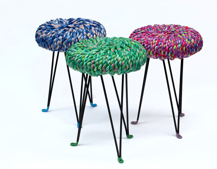 surrounded stools4