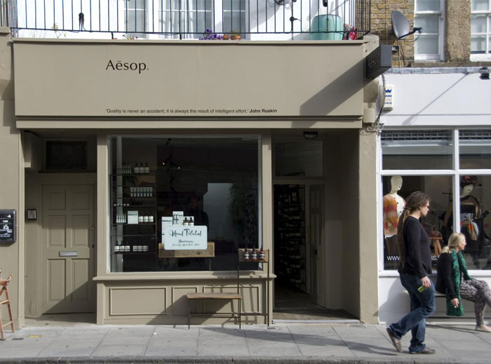 aesop store paris