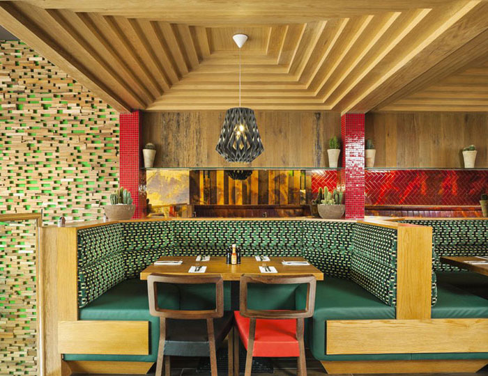 mexican restaurant interior