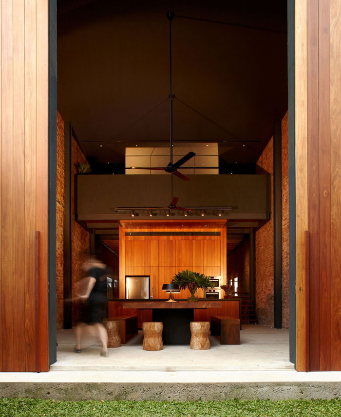 dwelling-place