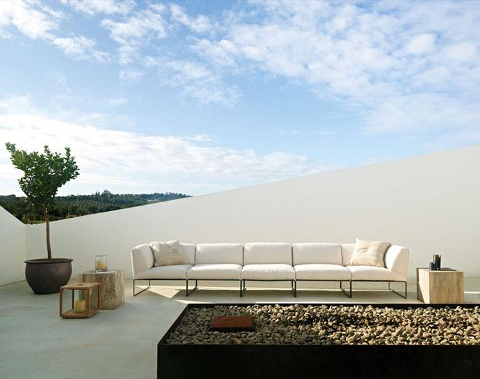 outdoor sofa siesta