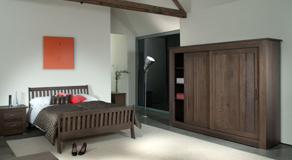 oak furniture bedroom interior1