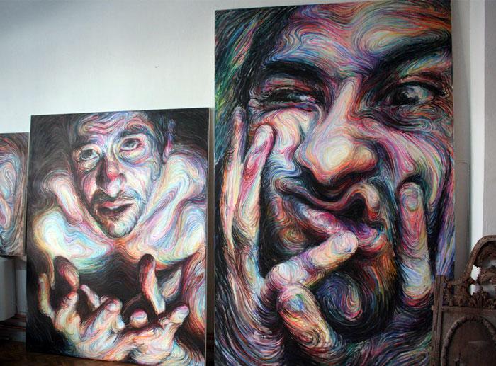 self-portraits-energetic-paintings2