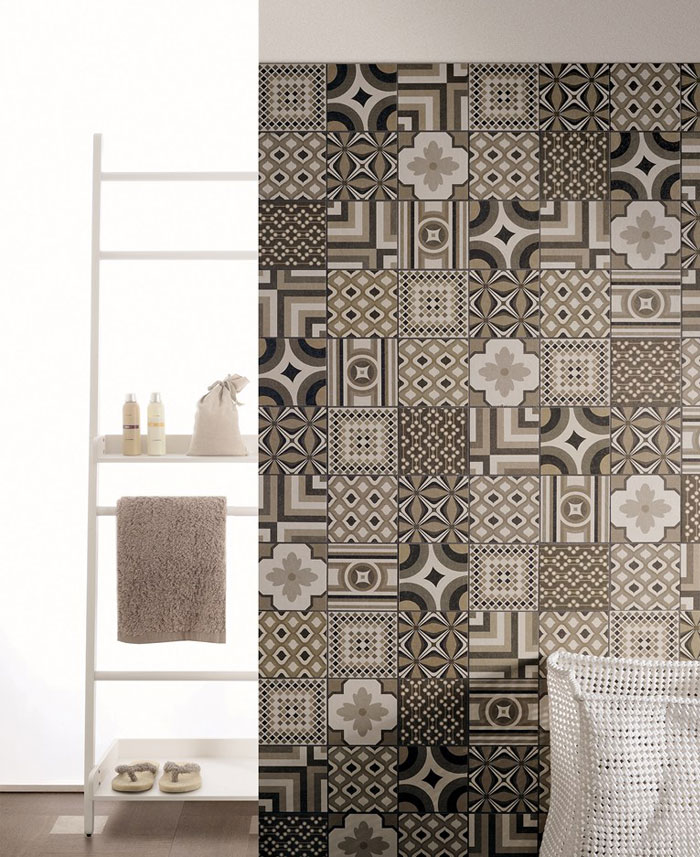 Inside Wall Tiles Collection Interiorzine