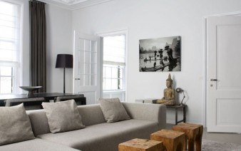 elegant apartment soft gray colors6 338x212