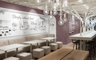 restaurant romantic pastel decor7 338x212