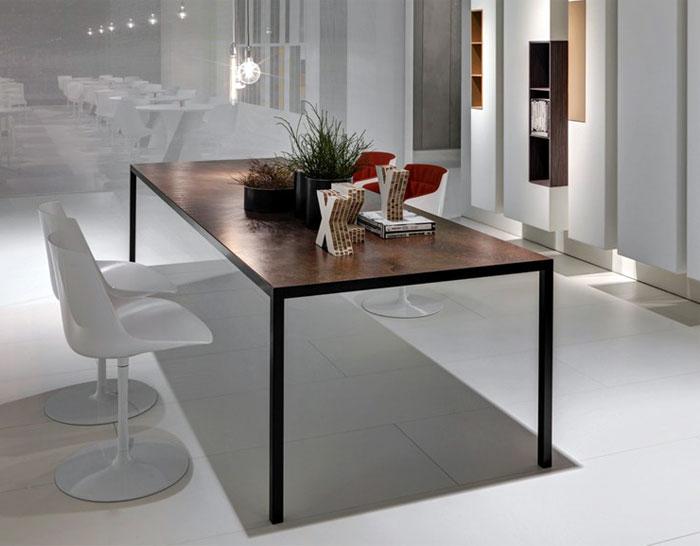 minimalist-design-dining-table