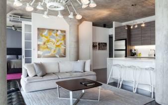 attractive loft interior decor 338x212