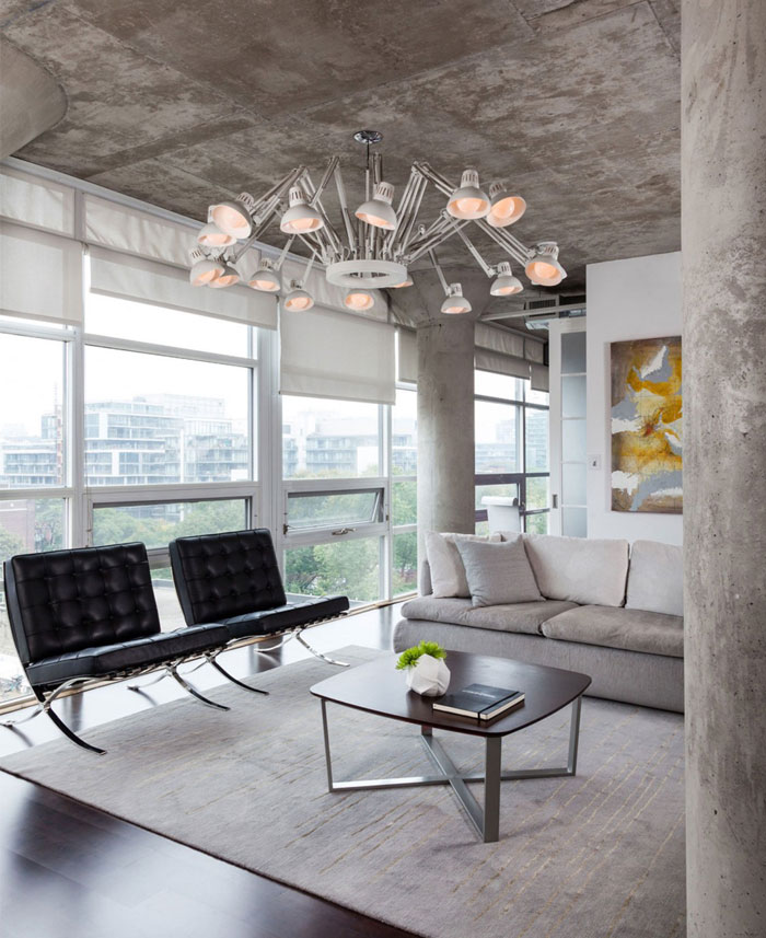 attractive-loft-moooi-chandelier
