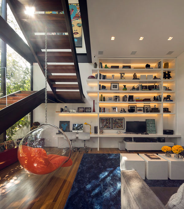 limantos residence luxery living area