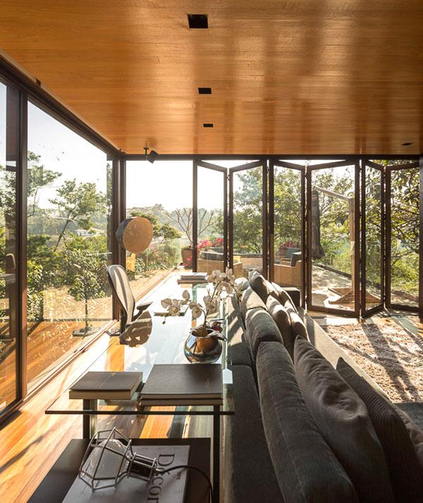 modern dwelling brazil