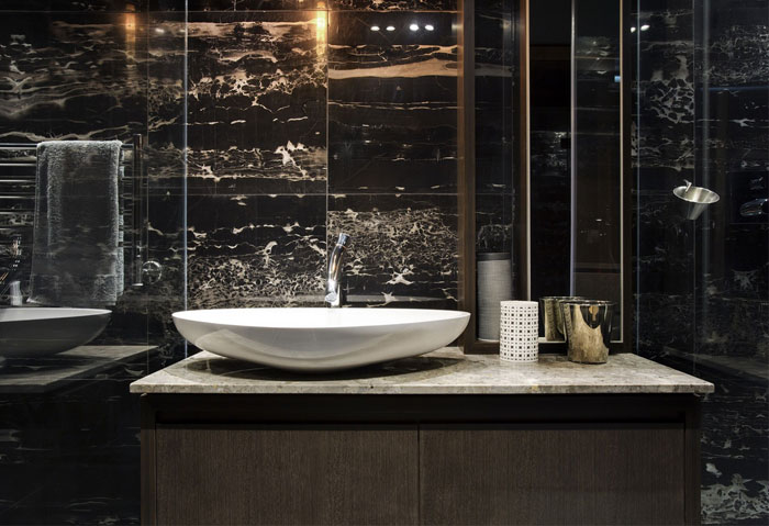 antoni associates interior luxury bathroom