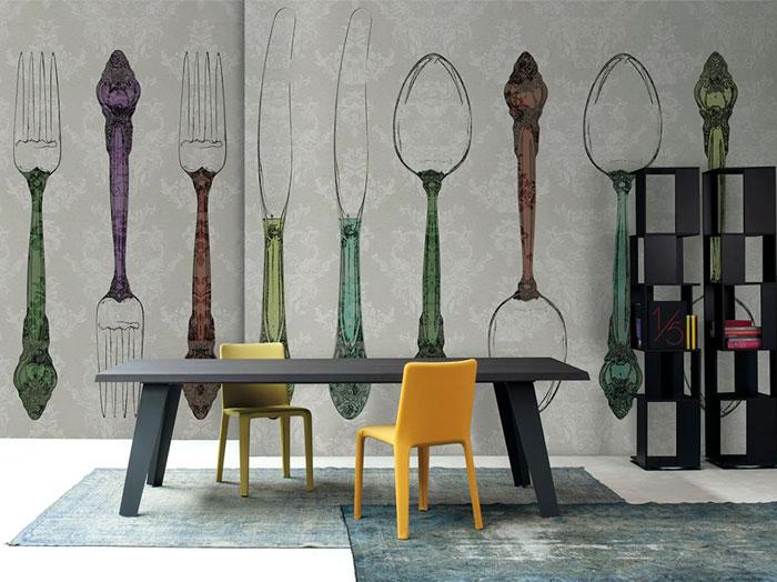 decorative-wallpaper-dining-area-inkiostro-bianco