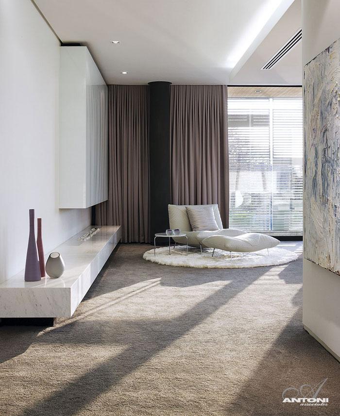 glamor style bedroom