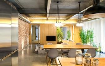 gray tonality floor ceiling furnishing 338x212