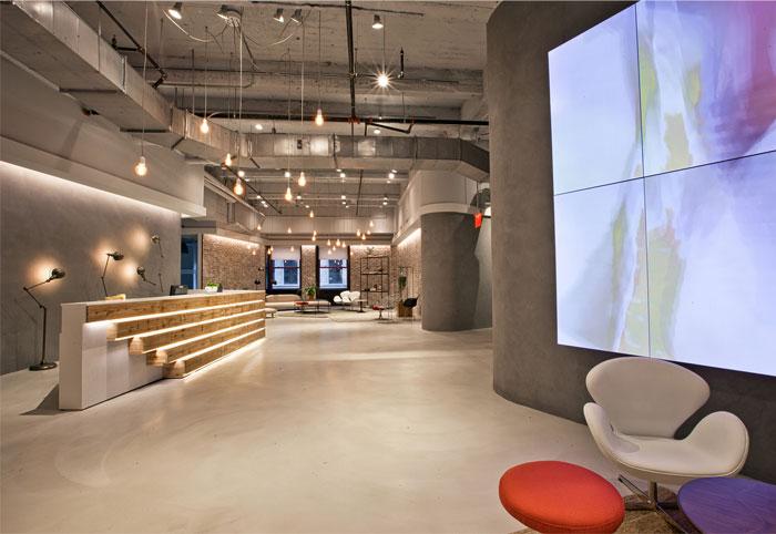 large multi function media room