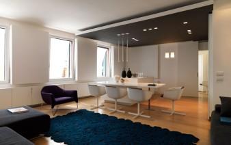 living room interior crochet carpet paola lenti 338x212