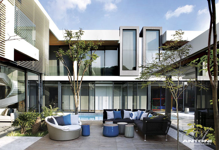 luxery south african house