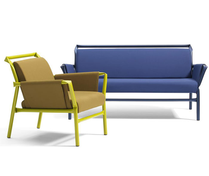 dazzling-blue-tubular-steel-furniture