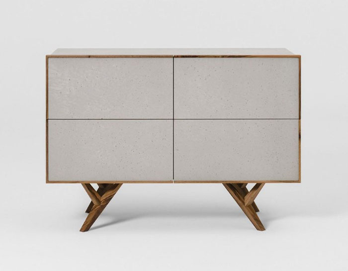 four-drawers-cement-dresser