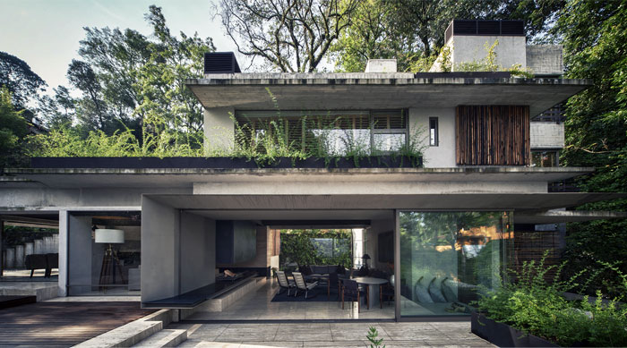 mexico house minimalism architecture
