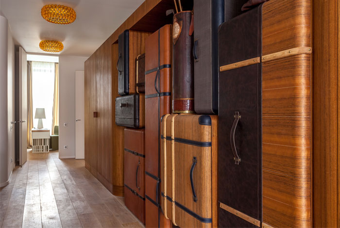 travellers inspired furniture design