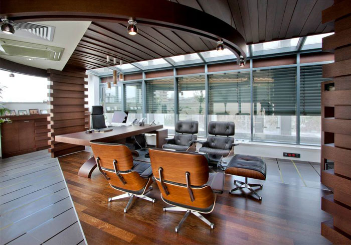 unusual-shape-office