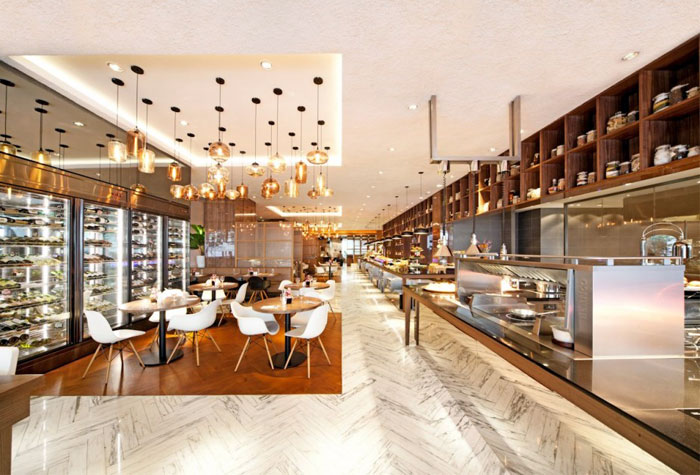 white-gold-restaurant-interior