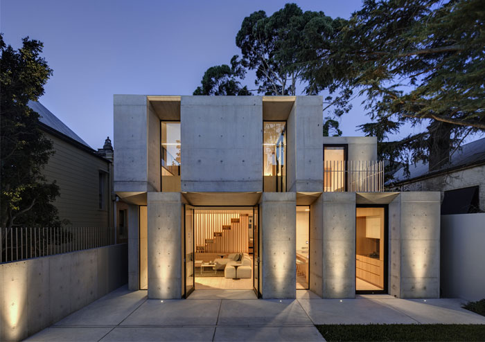 concrete-elements-rear-facade-house