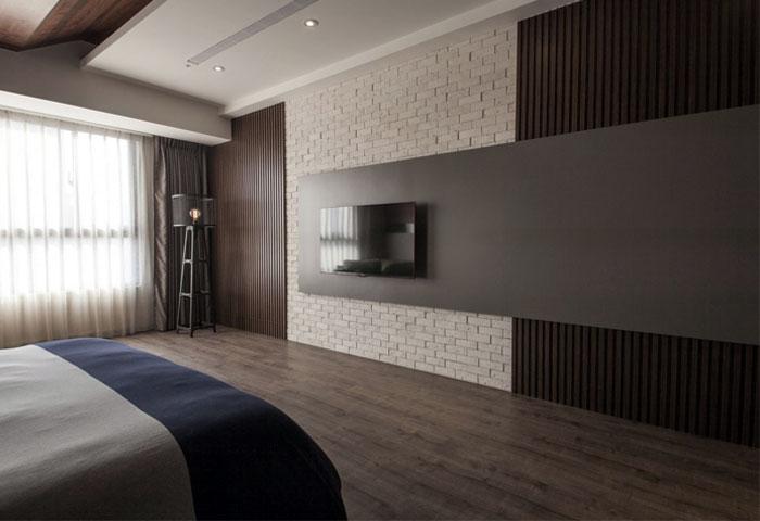 tv-set-bedroom-interior