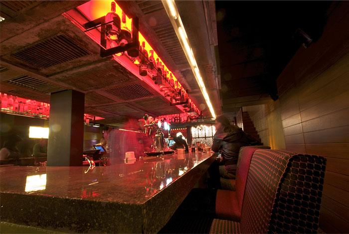 bar floating ceiling
