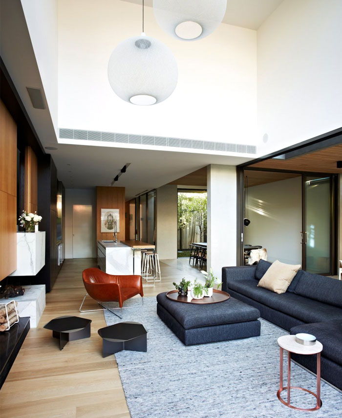 living-room-black-white-color-base