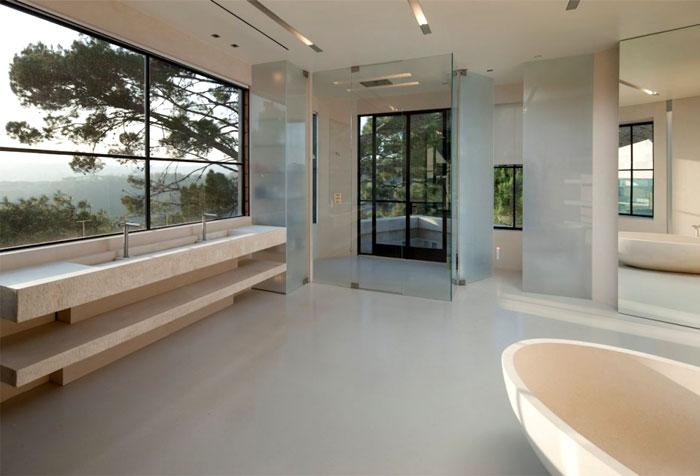 bel air hill house bathroom