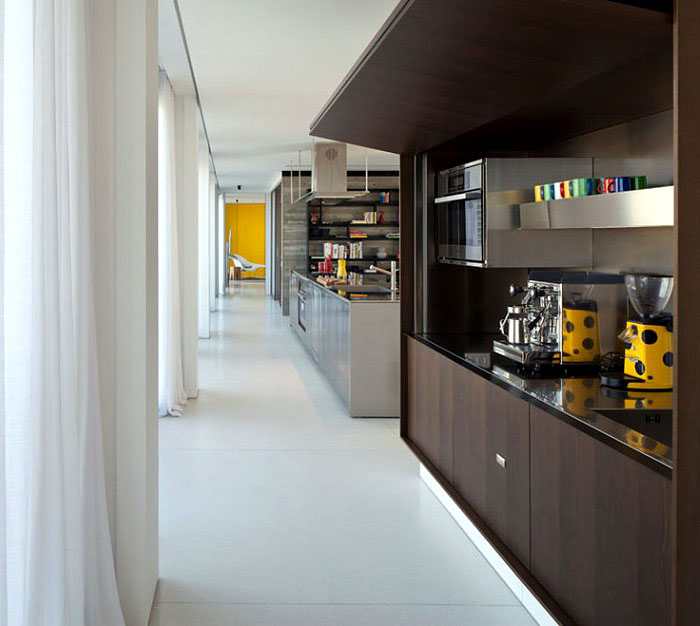 dark-metal-cabinets-kitchen