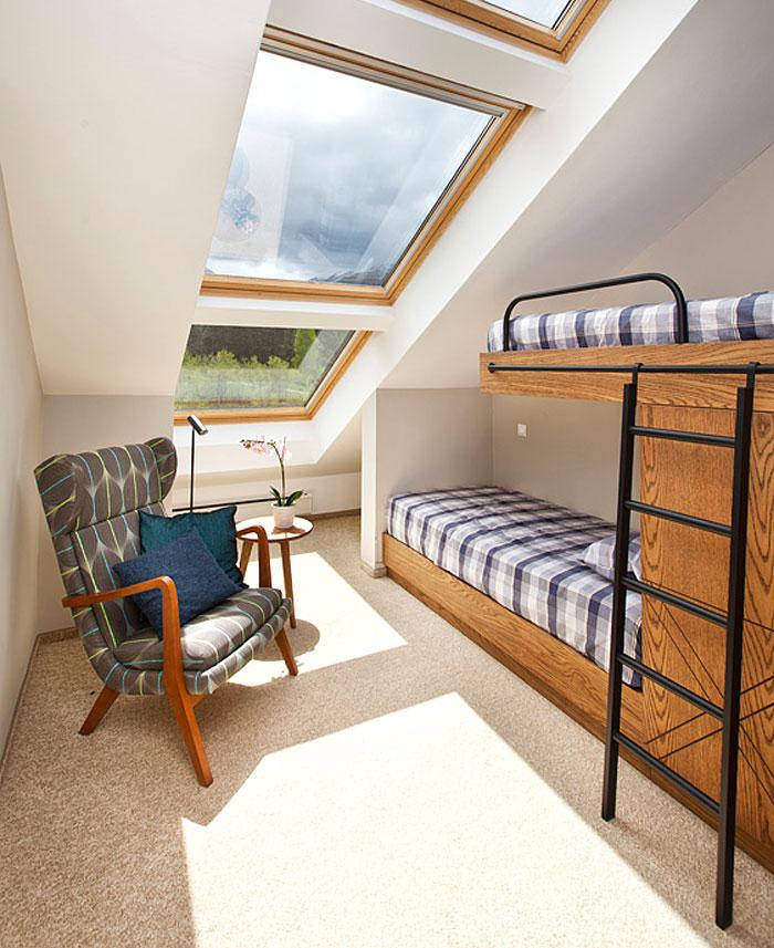 sense modern urban lifestyle bedroom