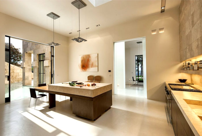 unpretentious elegance kitchen decor