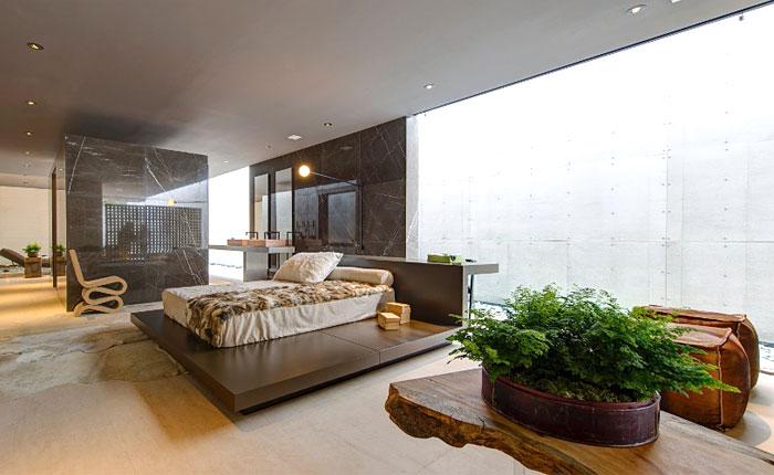 villa deca guilherme torres bedroom