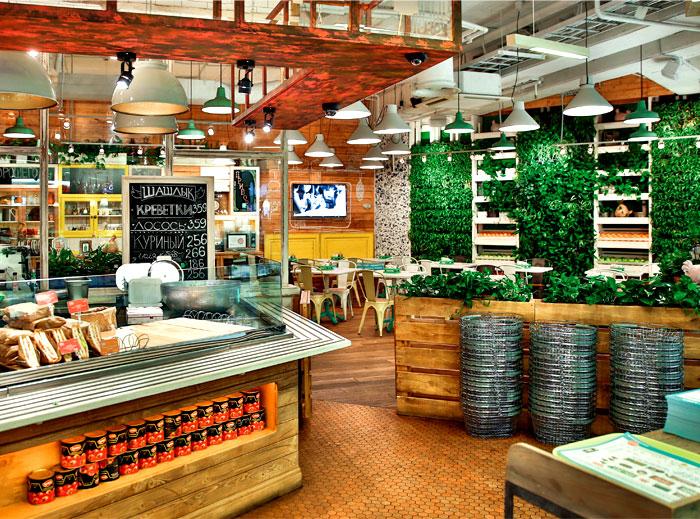 flagship-restaurant-obed-green-wall-decor