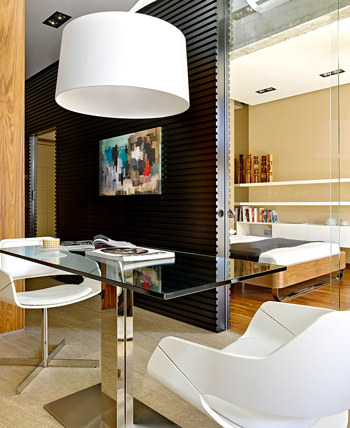 chic moscow studio kitchen 2
